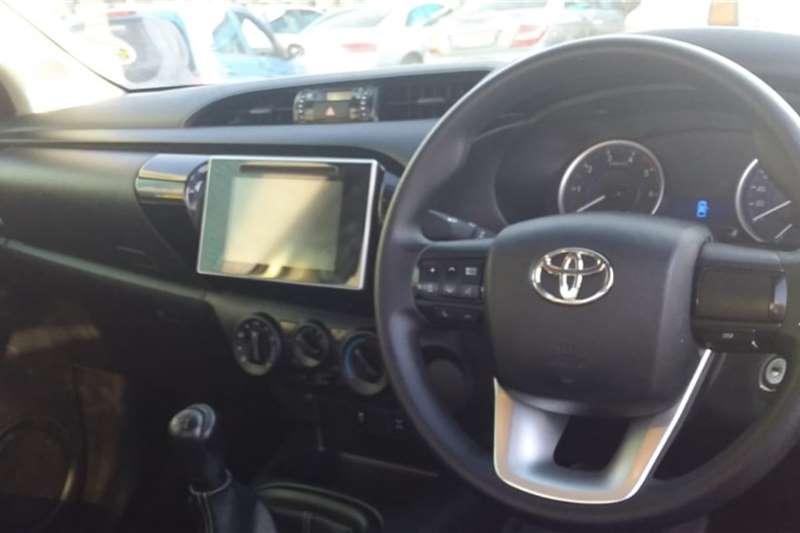 2019 Toyota Hilux Xtra cab