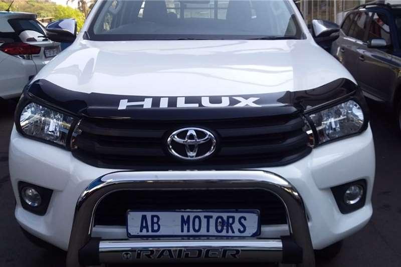 2016 Toyota Hilux Xtra cab