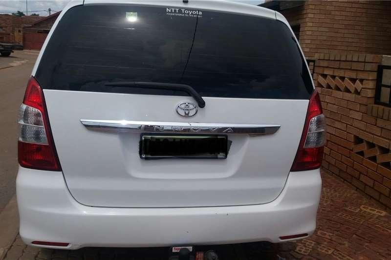 Used 2012 Toyota Innova
