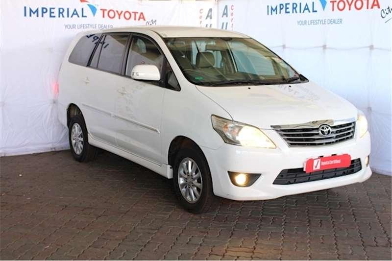Toyota Innova 2.7 7 seater 2014