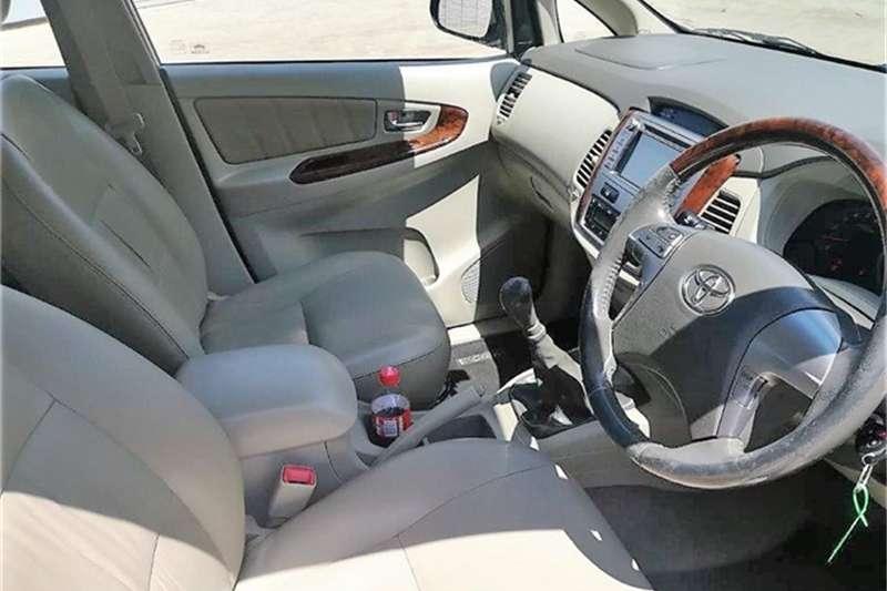 Toyota Innova 2.7 7-seater 2015