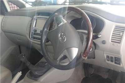 2015 Toyota Innova Innova 2.7 7-seater