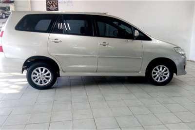 Used 2013 Toyota Innova 2.7 8 seater