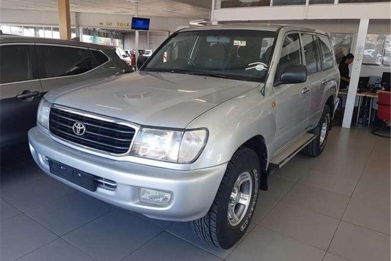 Toyota Land Cruiser 100 4.2D GX 2003