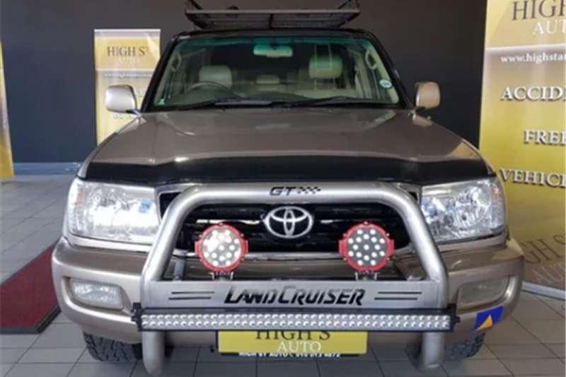 Toyota Land Cruiser 100 4.2TD VX 2006