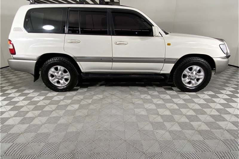 2007 Toyota Land Cruiser 100 Land Cruiser 100 4.2TD VX