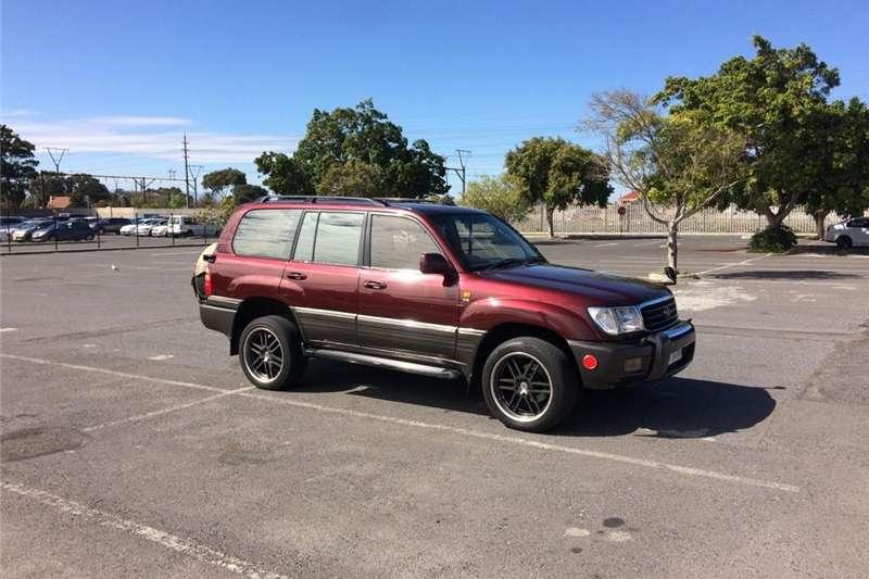 Toyota Land Cruiser 100 4.7 V8 VX 1998