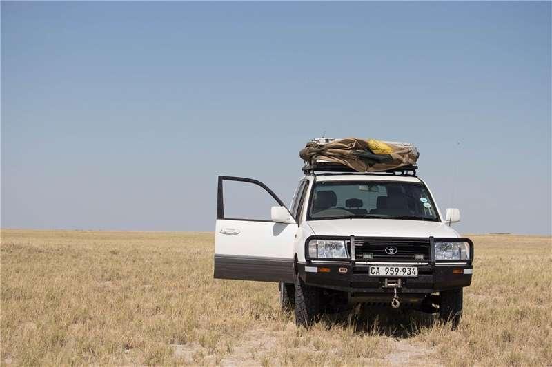 Toyota Land Cruiser 100 4.7 V8 VX 1999