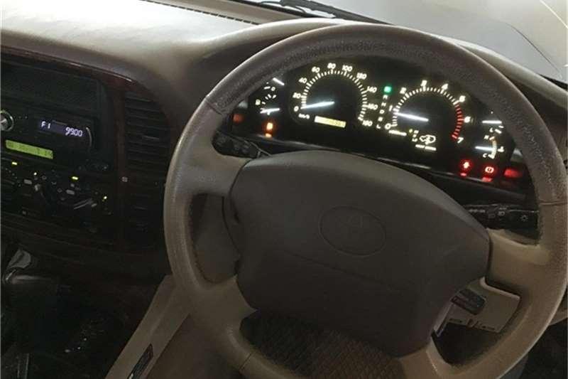 Toyota Land Cruiser 100 4.7 V8 VX 2000