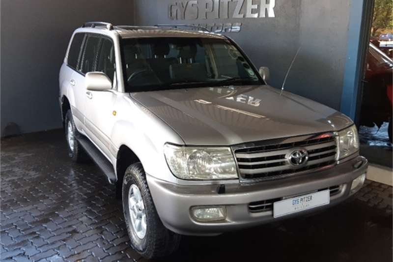 Toyota Land Cruiser 100 4.7 V8 VX 2002