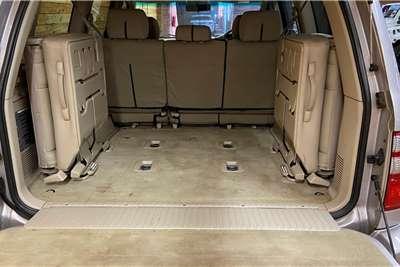 Toyota Land Cruiser 100 4.7 V8 VX 2005