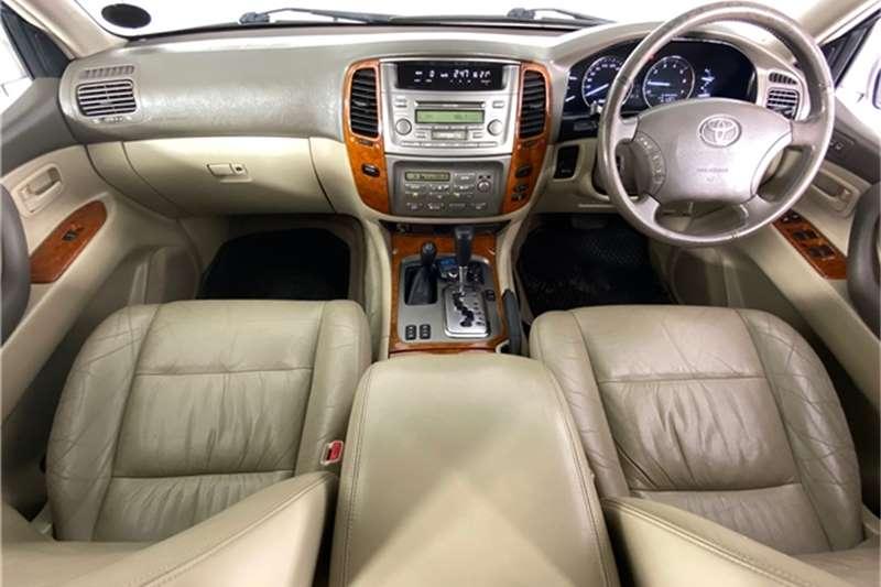 Used 2005 Toyota Land Cruiser 100 4.7 V8 VX