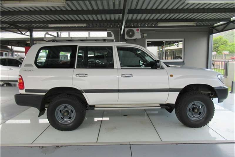 Toyota Land Cruiser 100 4500EFI GX ONLY 205597KM 2001