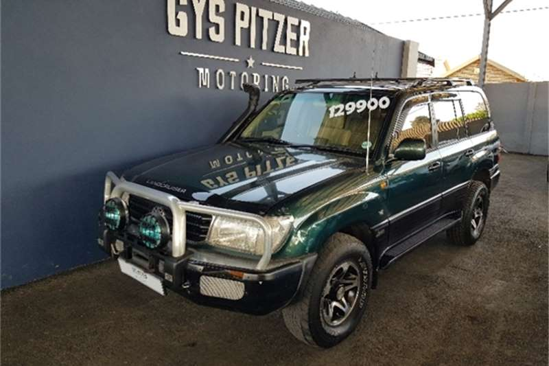 Toyota Land Cruiser 100 GX 4.5 4X4 1998