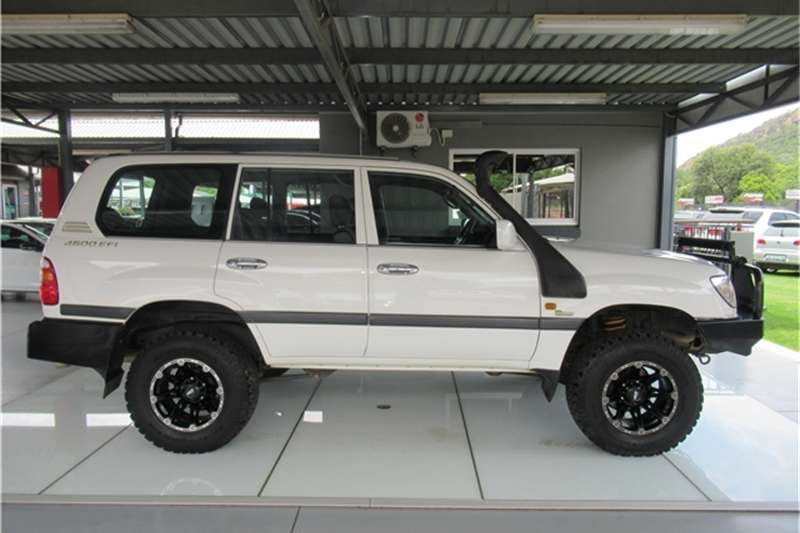 Toyota Land Cruiser 100 GX 4500P ONLY 287224KM 1998