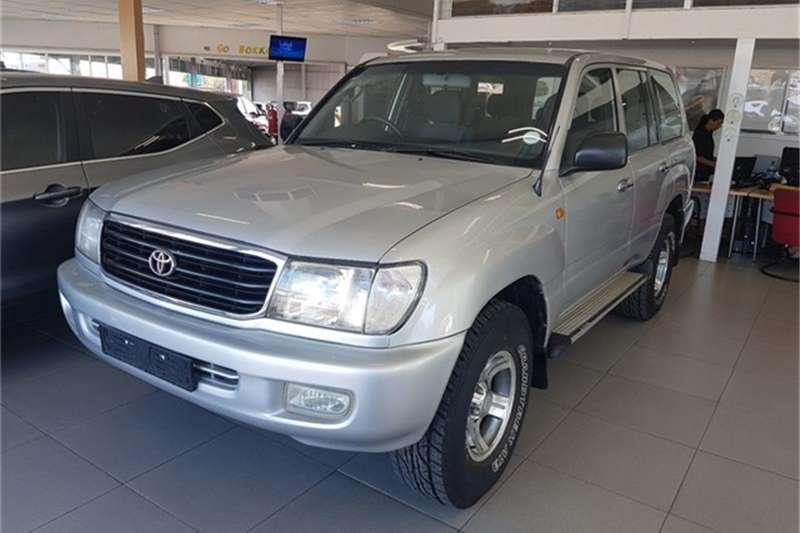 2003 Toyota Land Cruiser 100 4.5 GX
