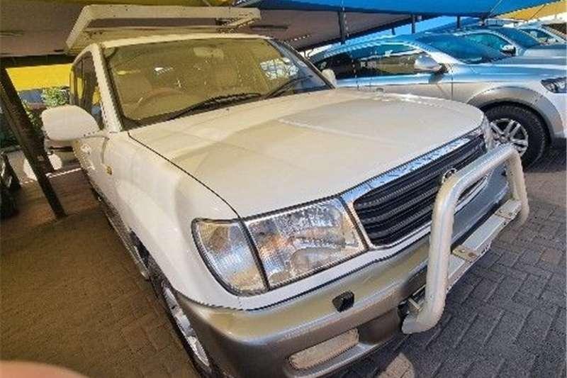 Used 0 Toyota Land Cruiser 100