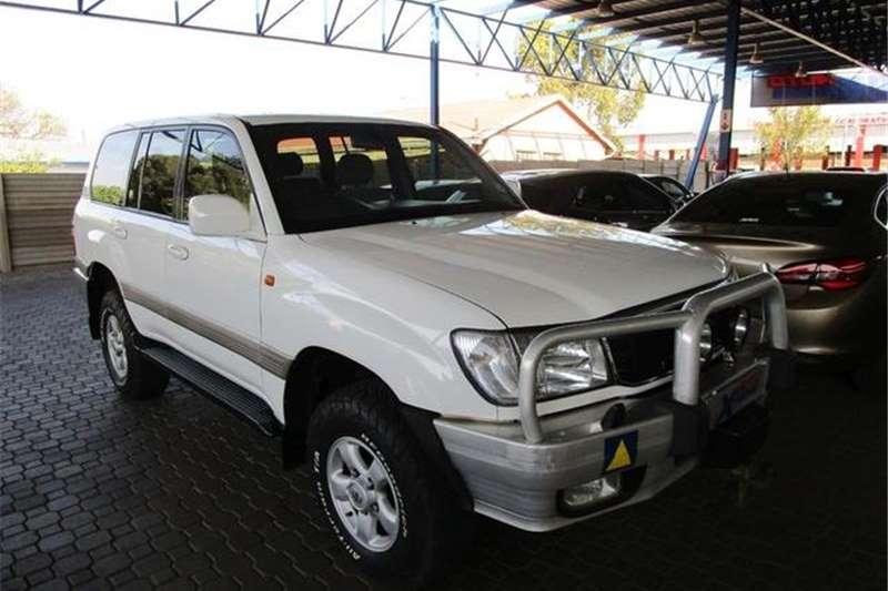 Toyota Land Cruiser 100 VX TD 2000