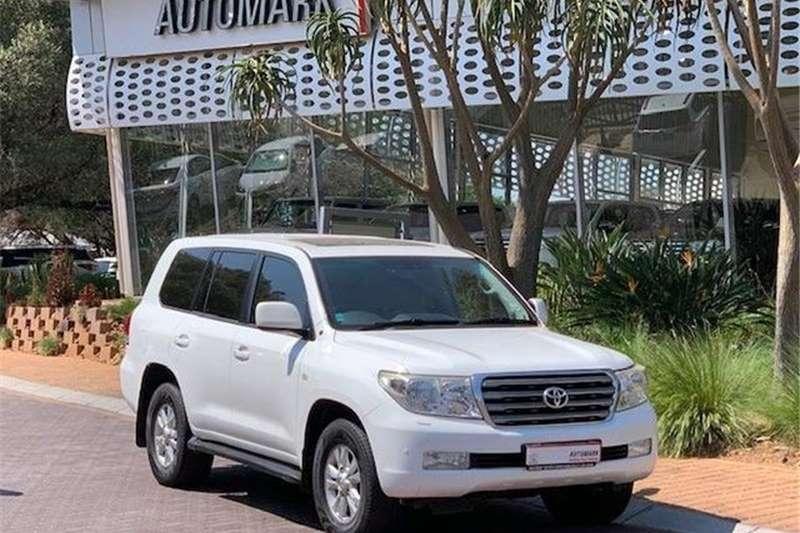Toyota Land Cruiser 200 4.5D 4D VX 2008