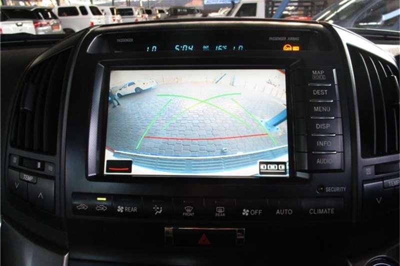 Used 2008 Toyota Land Cruiser 200 4.5D 4D VX