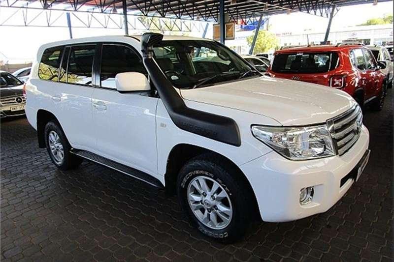 Toyota Land Cruiser 200 4.5D 4D VX 2009