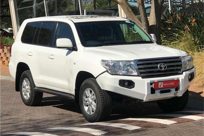 Used 2009 Toyota Land Cruiser 200 4.5D 4D VX