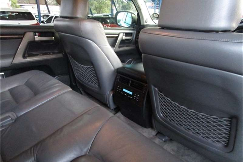Used 2010 Toyota Land Cruiser 200 4.5D 4D VX