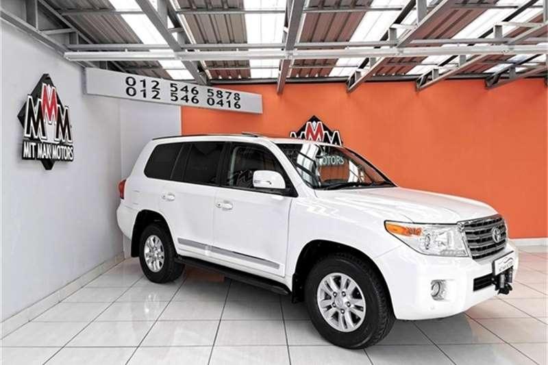 Toyota Land Cruiser 200 4.5D 4D VX 2013