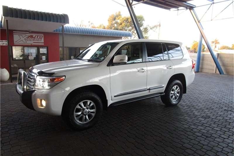 Used 2014 Toyota Land Cruiser 200 4.5D 4D VX