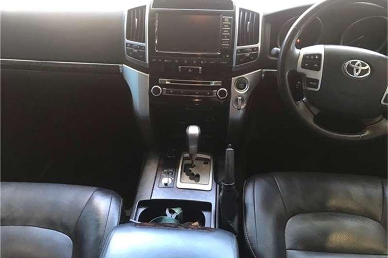 2014 Toyota Land Cruiser 200 Land Cruiser 200 4.5D-4D VX