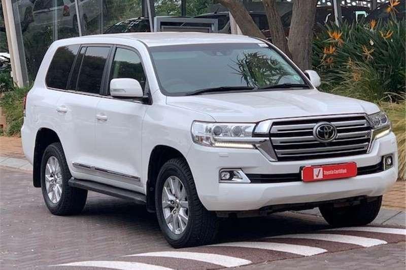 2016 Toyota Land Cruiser 200 Land Cruiser 200 4.5D-4D VX