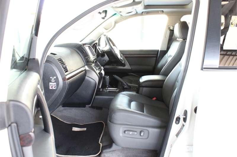 Used 2012 Toyota Land Cruiser 200 4.5D 4D VX 60th Anniversary