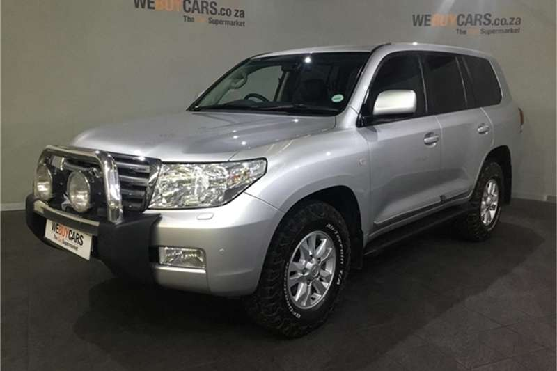 Toyota Land Cruiser 200 4.7 V8 VX 2011