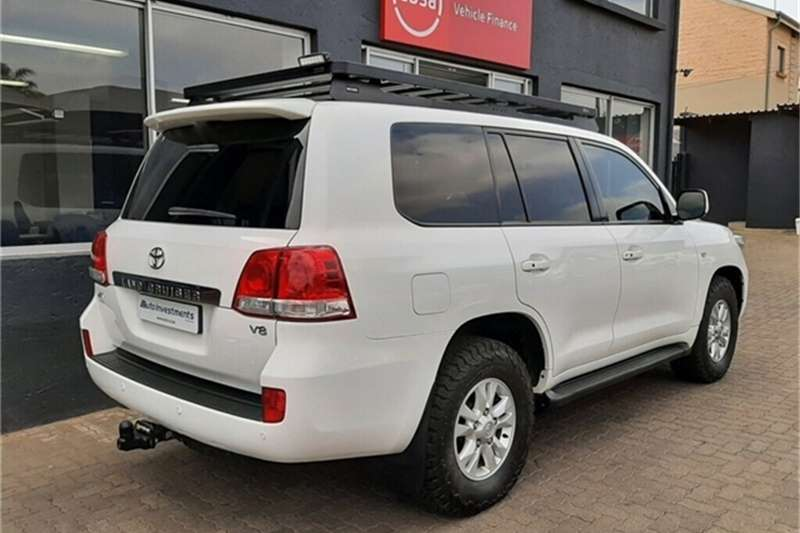 Used 2012 Toyota Land Cruiser 200 4.7 V8 VX
