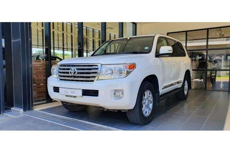 Toyota Land Cruiser 200 4.7 V8 VX 2013