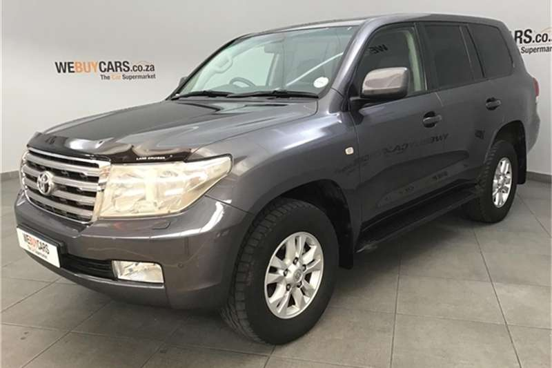 2011 Toyota Land Cruiser 200 4.7 V8 VX