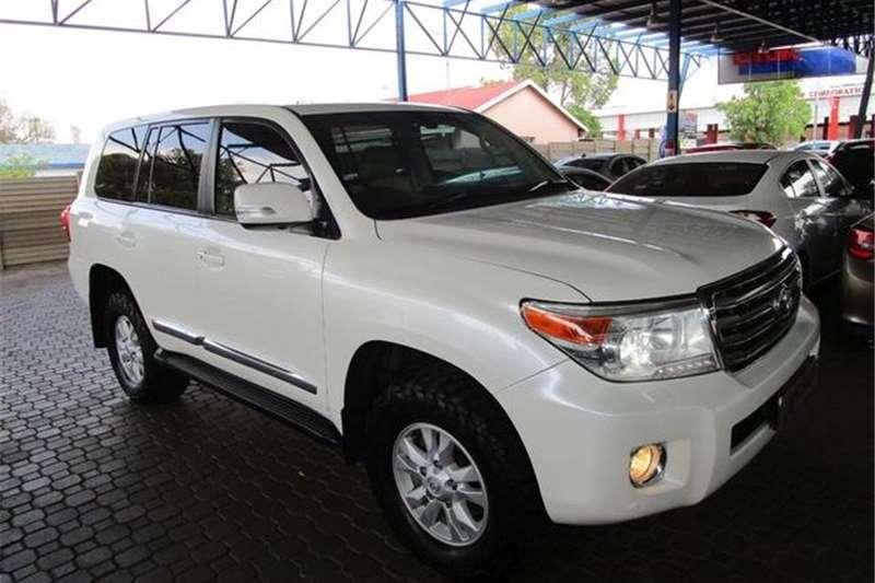 2013 Toyota Land Cruiser 200 4.5D 4D VX