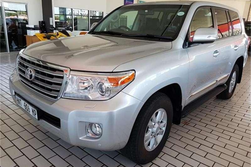 2015 Toyota Land Cruiser 200 4.5D 4D VX
