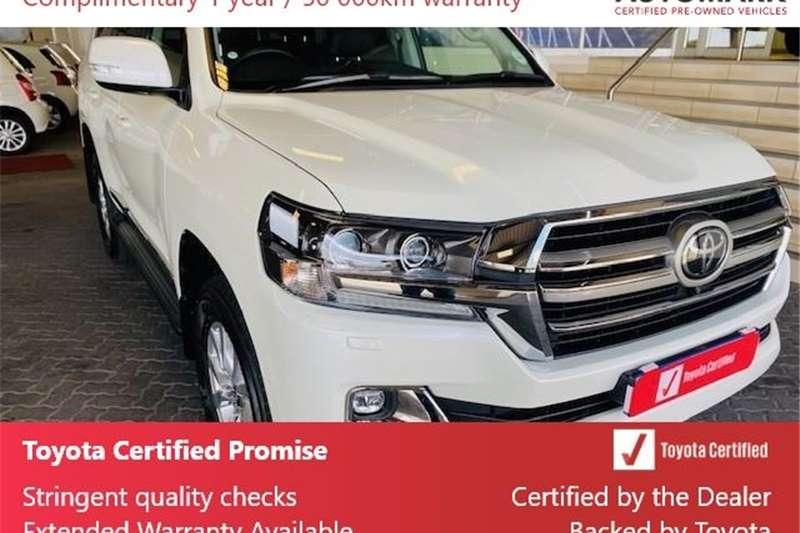 2019 Toyota Land Cruiser 200 LAND CRUISER 200 V8 4.5D VX R A/T