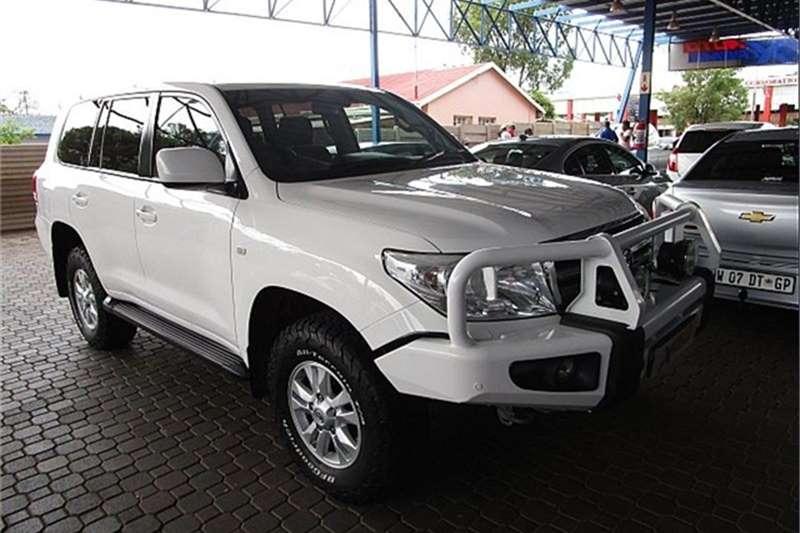 2011 Toyota Land Cruiser 200 4.7 V8 VX