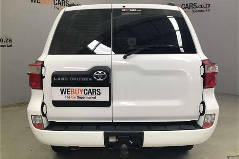 2018 Toyota Land Cruiser 200 LAND CRUISER 200 V8 4.5D GX A/T