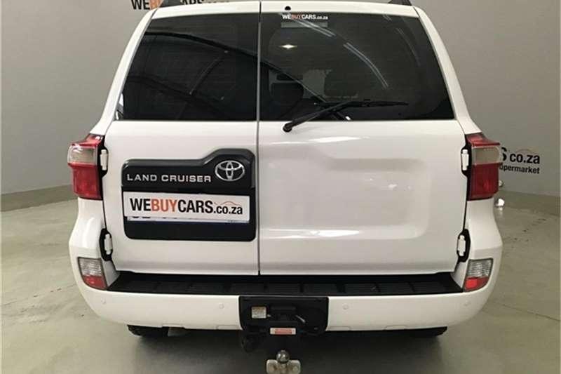 Toyota Land Cruiser 200 V8 4.5D GX A/T 2018