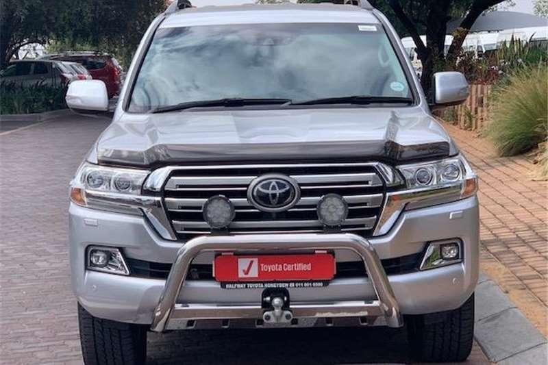 Toyota Land Cruiser 200 V8 4.5D VX R A/T 2018