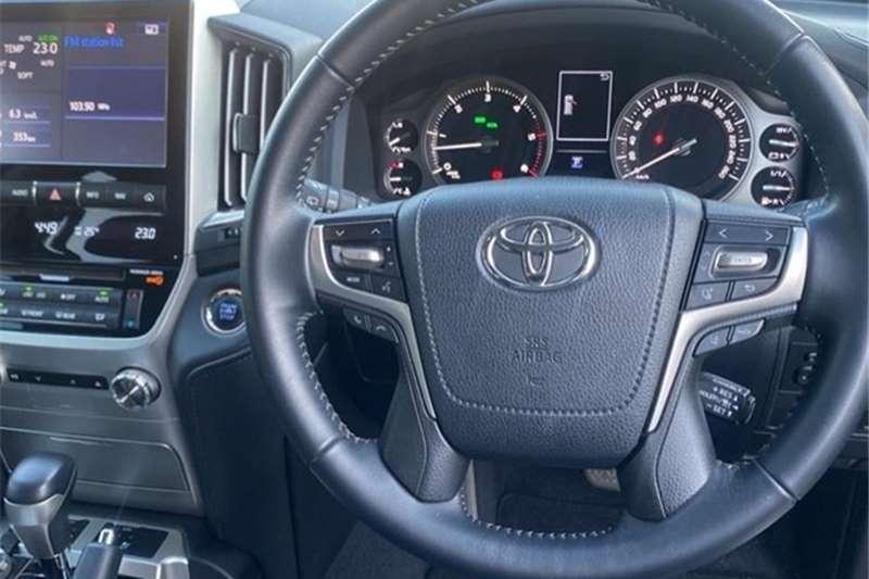 Used 2018 Toyota Land Cruiser 200 LAND CRUISER 200 V8 4.5D VX R A/T