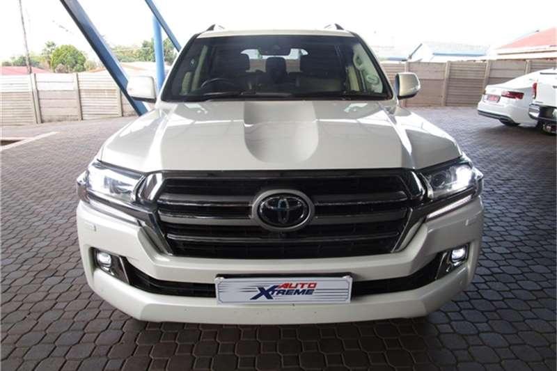 Used 2019 Toyota Land Cruiser 200 LAND CRUISER 200 V8 4.5D VX R A/T