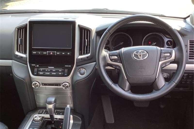 Used 2020 Toyota Land Cruiser 200 LAND CRUISER 200 V8 4.5D VX R A/T