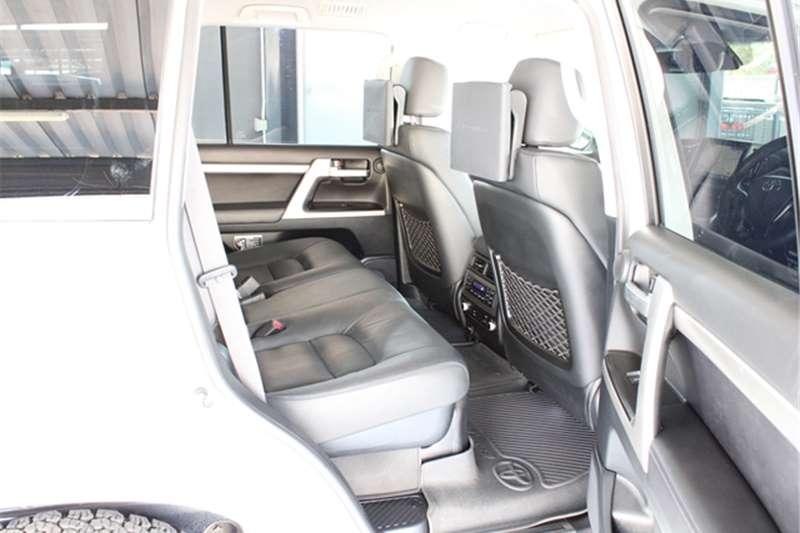 2020 Toyota Land Cruiser 200 LAND CRUISER 200 V8 4.5D VX-R A/T