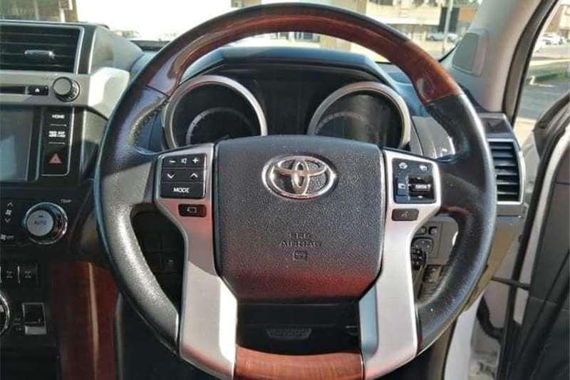 Used 2018 Toyota Land Cruiser