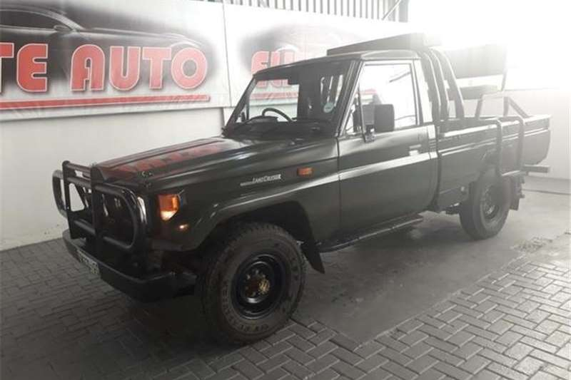 Toyota Land Cruiser 4.2 Pick Up 1988