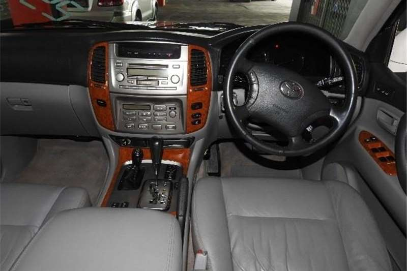 Toyota Land Cruiser 4.2DT Vx 4 Speed At 2005